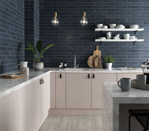Amazing Kitchen Design With Touches Of Gold by Dip Your Toe Into The Of Moody Hues With This