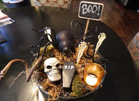 recetas c 243 mo decorar una mesa terror 237 fica