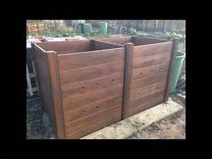Komposttoilette Selber Bauen : komposter selber bauen 2014 youtube ~ Eleganceandgraceweddings.com Haus und Dekorationen