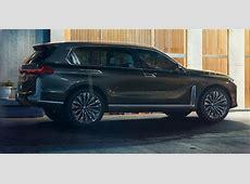 BMW Concept X7 leaked photos CarAdvice