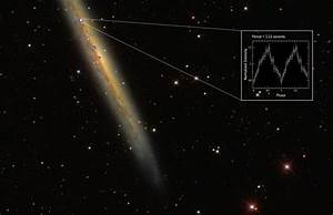 The brightest, farthest pulsar in the universe – Astronomy Now