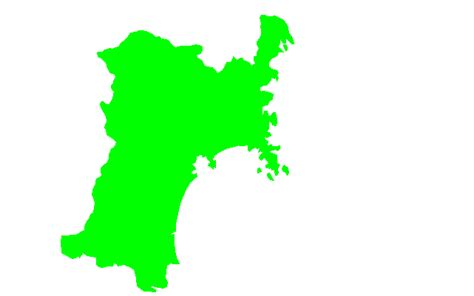 宮城県:都道府県地図(宮城県) - kzWeb : 都道府県の形 まとめ - NAVER まとめ
