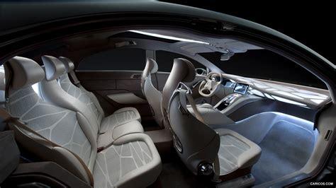Mercedes Benz F800 Style Concept 2018 Interior Hd