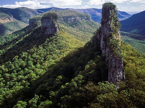 South Branch remote bush camp | Main Range National Park ...