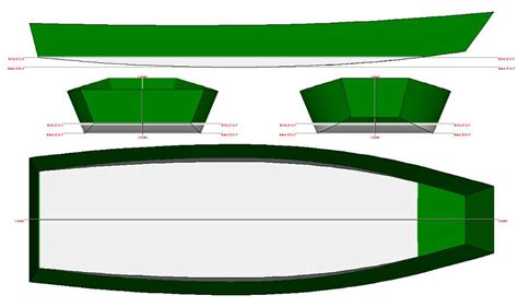 Jon Boat Name Origin by Jon Boat Plans Building A Wooden Boat Jon With Simple