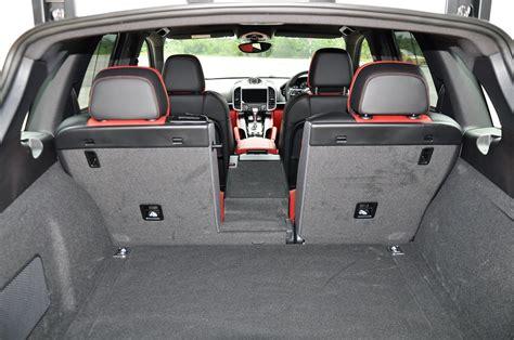 Cayenne Cargo Space by Test Drive Review Porsche Cayenne Platinum Edition