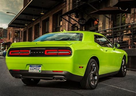 2016 Dodge Challenger Price And Specs