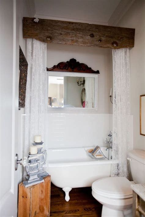 Country Bathroom Decorating Ideas by Best Small Space Organization Hacks 31 Gorgeous Rustic
