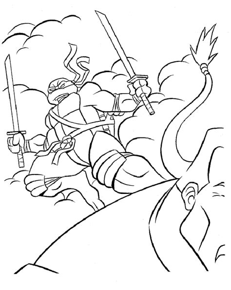 disegni da colorare turtles tmnt coloring pages coloring home