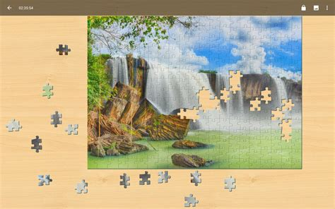 After collecting all the pieces, they will be. Amazon.com: Landscapes Jigsaw Puzzles: Appstore for Android
