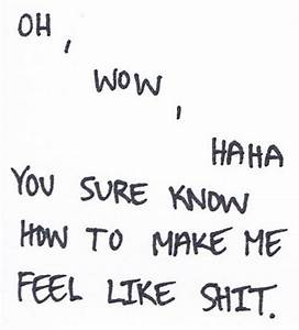 Feeling Unwanted Quotes Tumblr – Quotesta