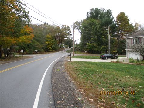 Hudson, New Hampshire storm damage, 29-30 October 2017