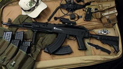 Airsoft Tactical Ak Guns Gun Wallpapers Ak47