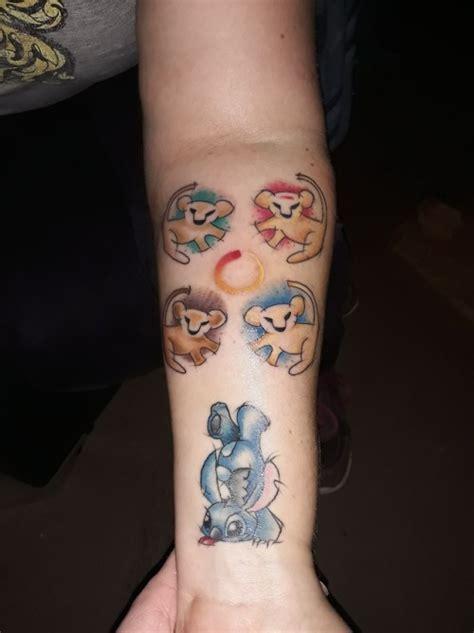 lilo stitch tattoo tumblr