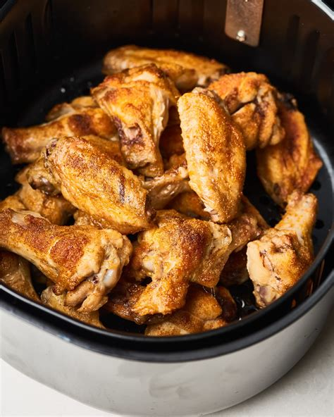 fryer chicken wings air recipes recipe wing joe fry cooking crispy buffalo should auto lingeman credit easy eco oven