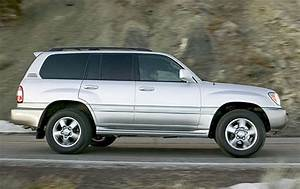 Used 2006 Toyota Land Cruiser Pricing - For Sale | Edmunds