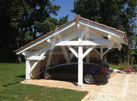 abri bois voiture 25 best ideas about abris voiture bois on carport 2 voitures abri voiture diy and