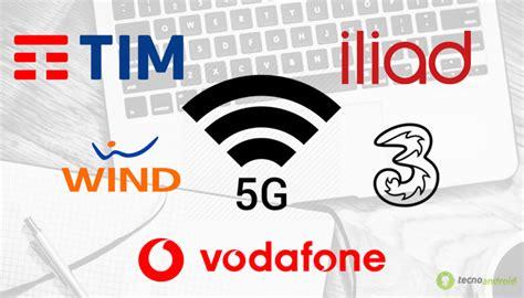 Svelate Le Ultime Offerte Di Tim, Wind Tre, Vodafone E