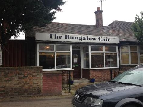 Bungalow Cafe In Wanstead