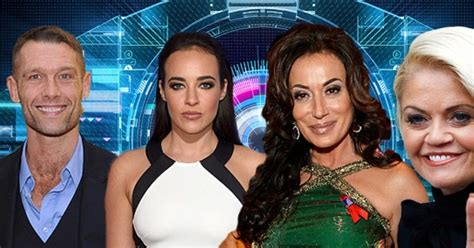 revealed celebrity big brother 2016 line up do you know