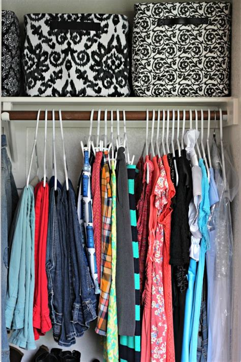 organized closet organize and decorate everything