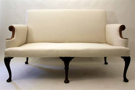 queen anne sofa and loveseat 19c queen anne style sofa trendfirst