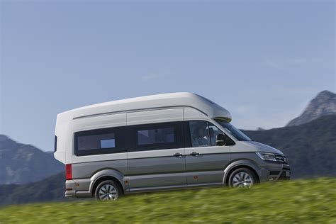 Vw California Xxl Concept Is Big Camper Van For