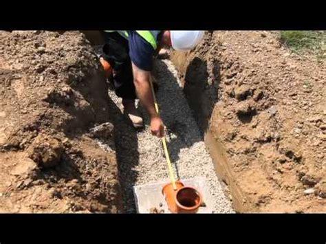 guide  installing  underground drainage