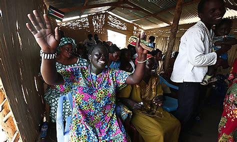 religious beliefs  south sudan worldatlascom