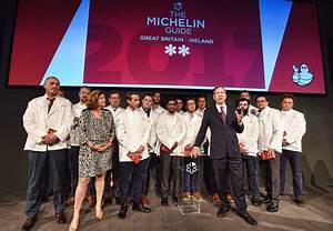 First Ever Live Launch of the Michelin Guide Great Britain ...