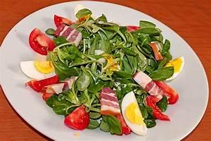 Honig Senf Sauce Salat : tomaten rapunzel salat mit honig senf sauce von ~ Watch28wear.com Haus und Dekorationen