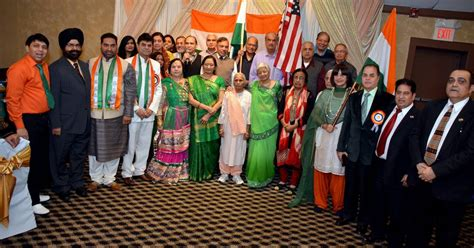 Dupage Senior Citizen Council Celebrates 68th Republic Day
