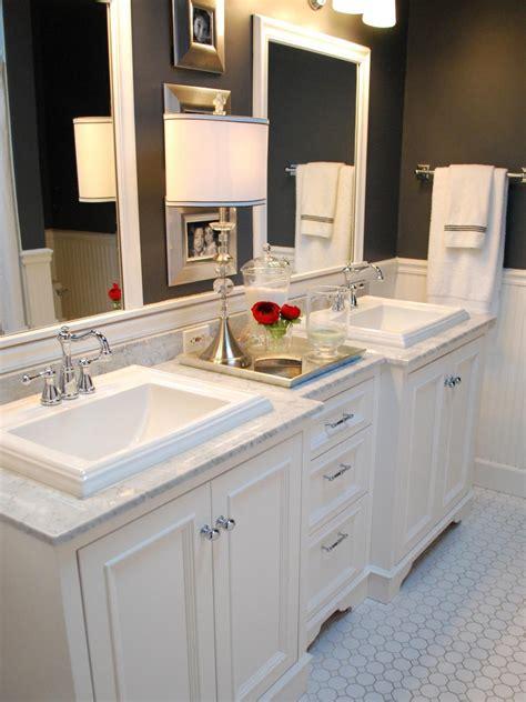 black and white bathroom design ideas black and white bathroom designs hgtv