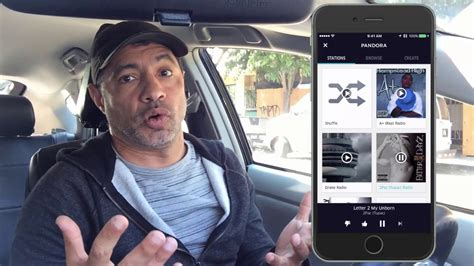 How To Set Up Free Pandora Music In Uber