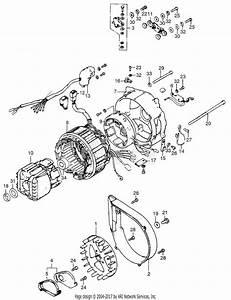 Honda Em400k1 A Generator  Jpn  Vin  Em400