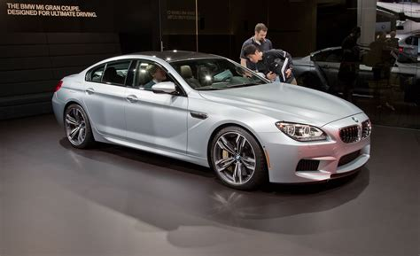 Bmw M6 Gran Coupe Photo by 2014 Bmw M6 Gran Coupe Photos And Info News Car And Driver
