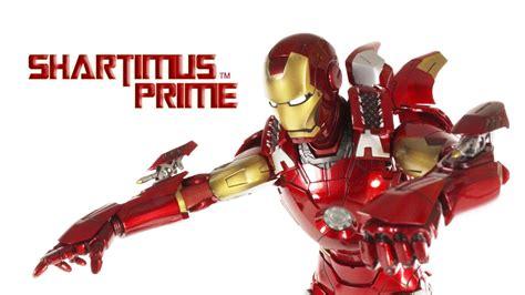 hot toys iron man mark vii  marvels  avengers