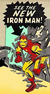 17 Best images about Marvel and Kirby: Iron Man on ...