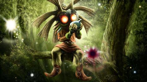 The Legend Of Zelda Majoras Mask Hd Wallpaper