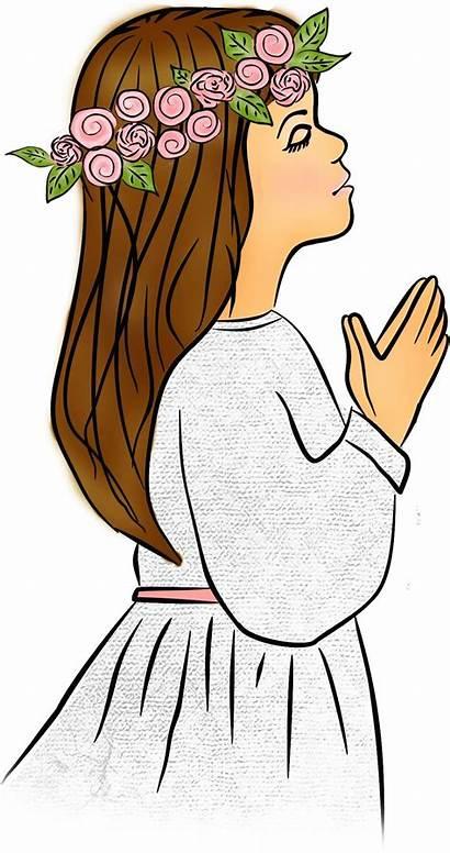 Communion Holy Clip Komunia święta Pierwsza Religious