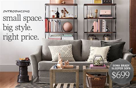 Compact Furnishing Collections