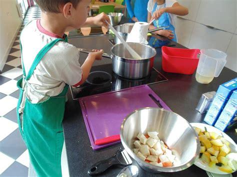 la cuisine pour les enfants atelier de cuisine pour les enfants récréatiloups