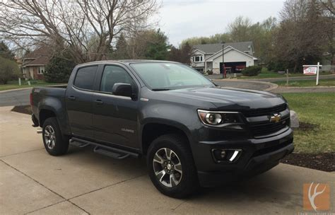 Z71 Colorado Diesel by Review 2016 Chevrolet Colorado Z71 Duramax Diesel The