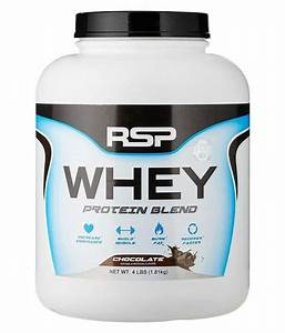 Rsp Whey Protein Review