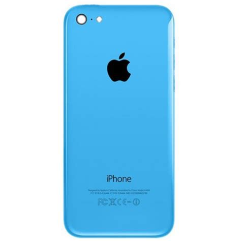 how to backup iphone 5c iphone 5c back housing replacement blue