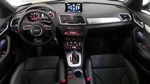 Audi Q3 Noir : audi q3 2 0 tdi 150 s line quattro s tronic occasion lyon neuville sur sa ne rh ne ora7 ~ Gottalentnigeria.com Avis de Voitures