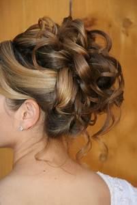 Chignon Cheveux Mi Long : chignons mariage cheveux mi longs ~ Melissatoandfro.com Idées de Décoration