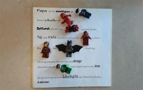 papa tags geschenke ᐅ geschenk f 252 r superhelden selber basteln bastelanleitung mit tipps