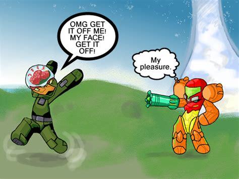 Master Chief Vs Samus Battles Comic Vine