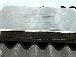 Solarkollektor Selber Bauen : 55 c solarkollektor f r warmwasser bei leichter bew lkung youtube ~ Frokenaadalensverden.com Haus und Dekorationen